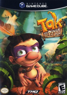 Tak and the Power of Juju Cover Art