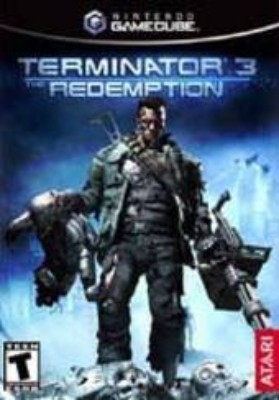 Terminator 3: The Redemption Cover Art