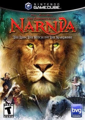 The Chronicles of Narnia: The Lion, The Witch and The Wardrobe Cover Art