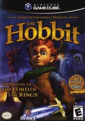 Hobbit Cover Art