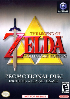 Legend of Zelda [Collector's Edition] Cover Art