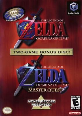 Legend of Zelda: Ocarina of Time [Master Quest] Cover Art