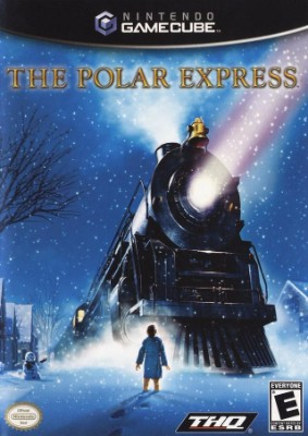 Polar Express Cover Art