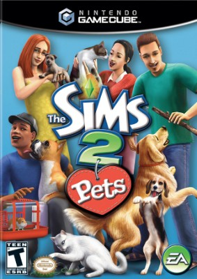 Sims 2: Pets Cover Art