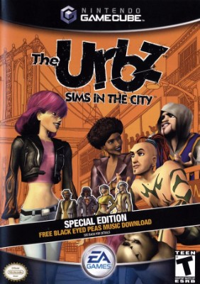 Urbz: Sims in the City Cover Art