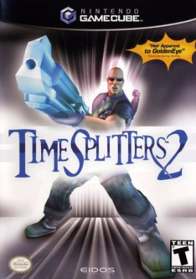 TimeSplitters 2 Cover Art