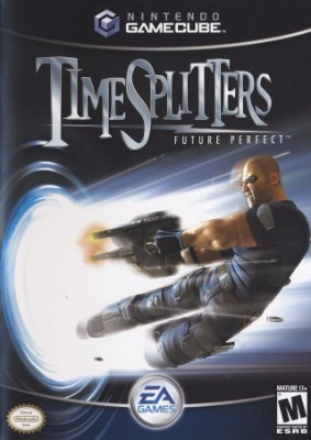 TimeSplitters: Future Perfect Cover Art
