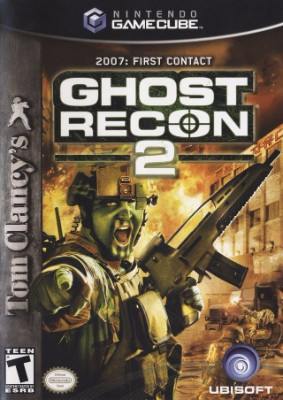 Tom Clancy's Ghost Recon 2 Cover Art
