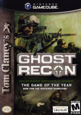 Tom Clancy's Ghost Recon Cover Art