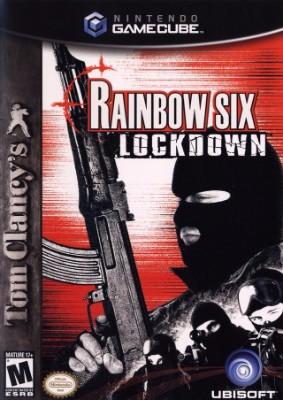 Tom Clancy's Rainbow Six: Lockdown Cover Art