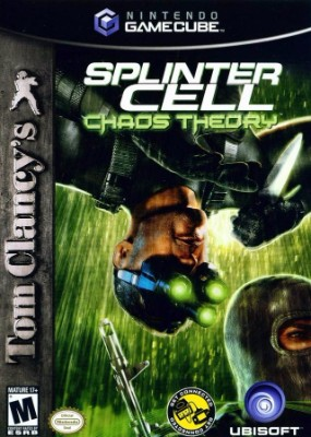 Tom Clancy's Splinter Cell Chaos Theory Cover Art