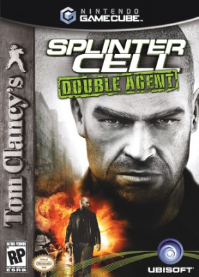 Tom Clancy's Splinter Cell Double Agent Cover Art