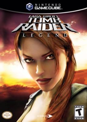 Tomb Raider: Legend Cover Art