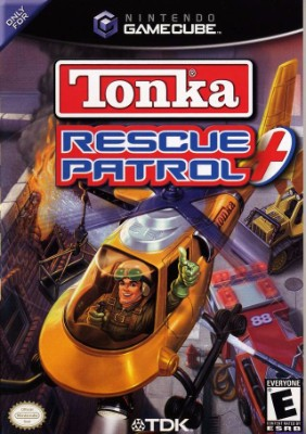 Tonka: Rescue Patrol Cover Art
