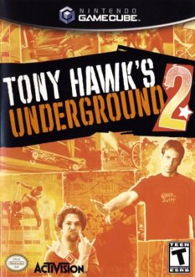 Tony Hawk's Underground 2 Cover Art
