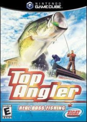Top Angler: Real Bass Fishing Cover Art