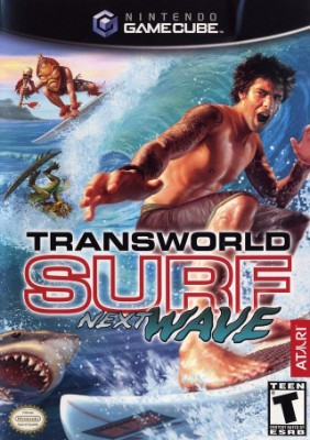 TransWorld Surf: Next Wave Cover Art