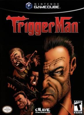 Trigger Man Cover Art