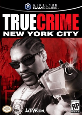 True Crime: New York City Cover Art