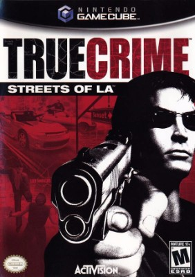True Crime: Streets of LA Cover Art