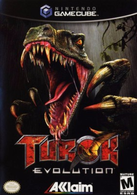 Turok: Evolution Cover Art