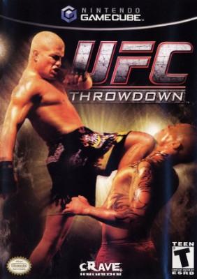 UFC: Throwdown Cover Art