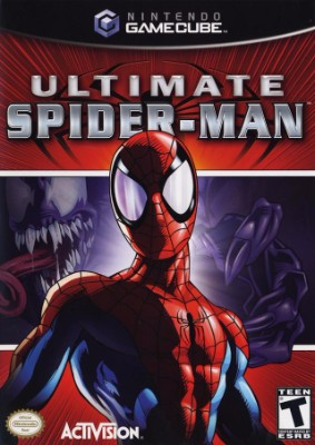Ultimate Spider-Man Cover Art