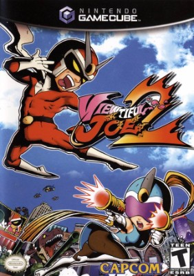 Viewtiful Joe 2 Cover Art