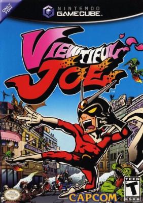 Viewtiful Joe Cover Art