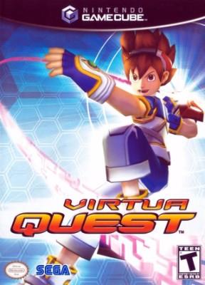 Virtua Quest Cover Art