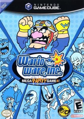 WarioWare Inc.: Mega Party Game$! Cover Art
