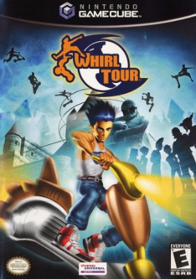 Whirl Tour Cover Art