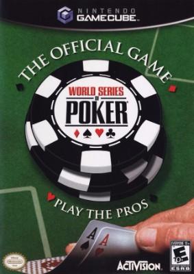 World Series of Poker Cover Art