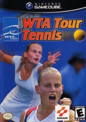 WTA Tour Tennis Cover Art