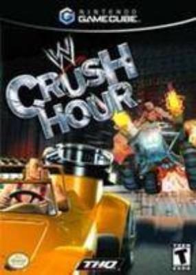 WWE Crush Hour Cover Art