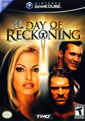WWE Day of Reckoning Cover Art