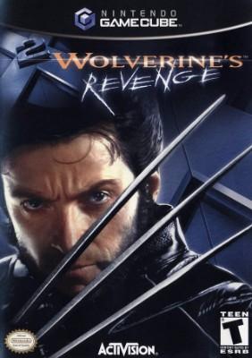 X2: Wolverine's Revenge Cover Art