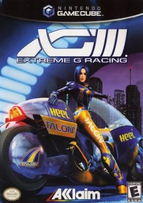 XGIII: Extreme G Racing Cover Art