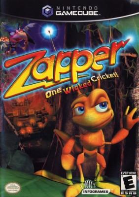 Zapper Cover Art