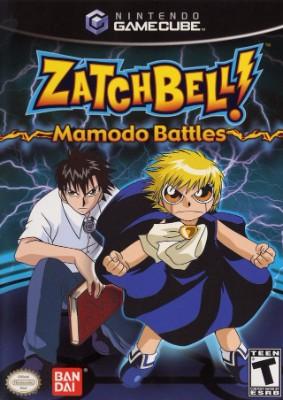Zatch Bell! Mamodo Battles Cover Art