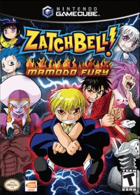 Zatch Bell! Mamodo Fury Cover Art