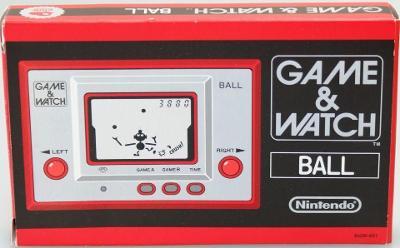 Ball [Club Nintendo]
