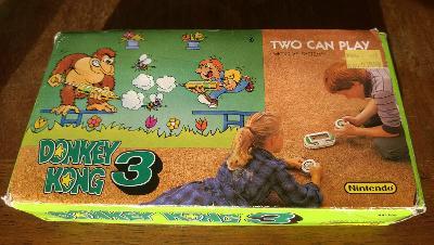 Donkey Kong 3 [NOA]