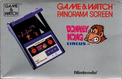 Donkey Kong Circus [MK-96] Cover Art