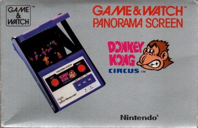 Donkey Kong Circus [MK-96]
