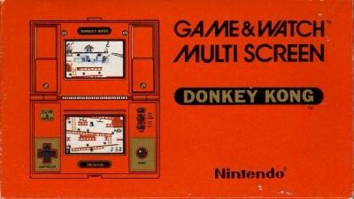 Donkey Kong [DK-52] Cover Art