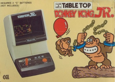 Donkey Kong Jr. [CJ-71] Cover Art