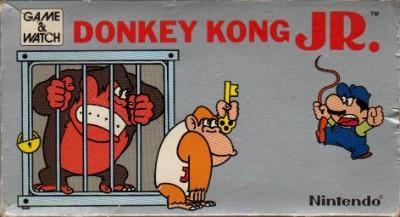 Donkey Kong Jr. [DJ-101] Cover Art