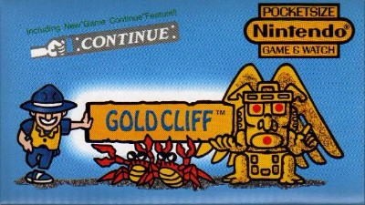 Gold Cliff [MV-64] Cover Art
