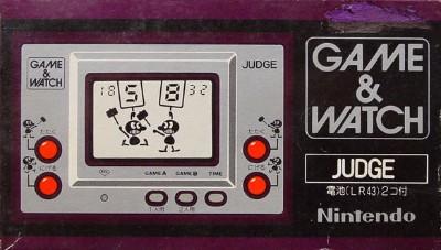 Judge Purple [IP-05] Cover Art